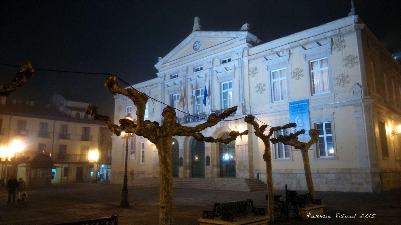 machin-photo-notebook:    En la noche.Palencia, España / Spain