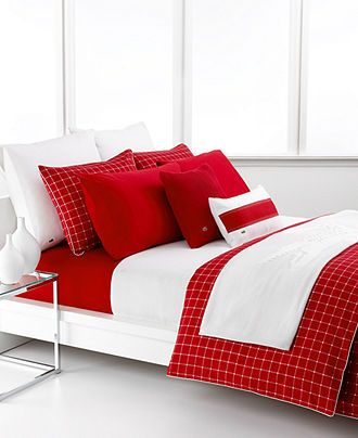 Pin By Edita Crovetto On Owen S Room Red Bedding Duvet Cover Sets Bed Linens Luxury