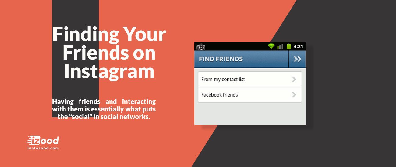 How to find someone on instagram instagram find your