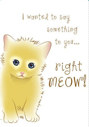 Happy Birthday Right Meow Printable birthday cards, Happy - free birthday card printable templates