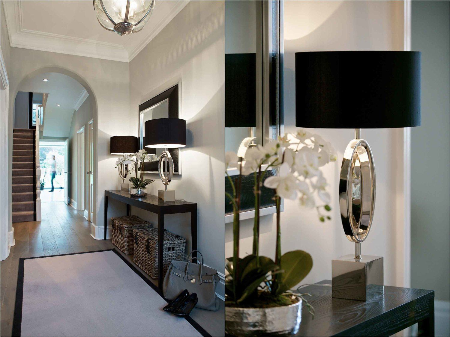 Cambridge Luxury Interior Design London Surrey Sophie Paterson Glamour Pinterest