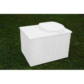 Toilette sèche intérieure avec bac à copeaux de bois La toilette - Toilette Seche Interieur Maison