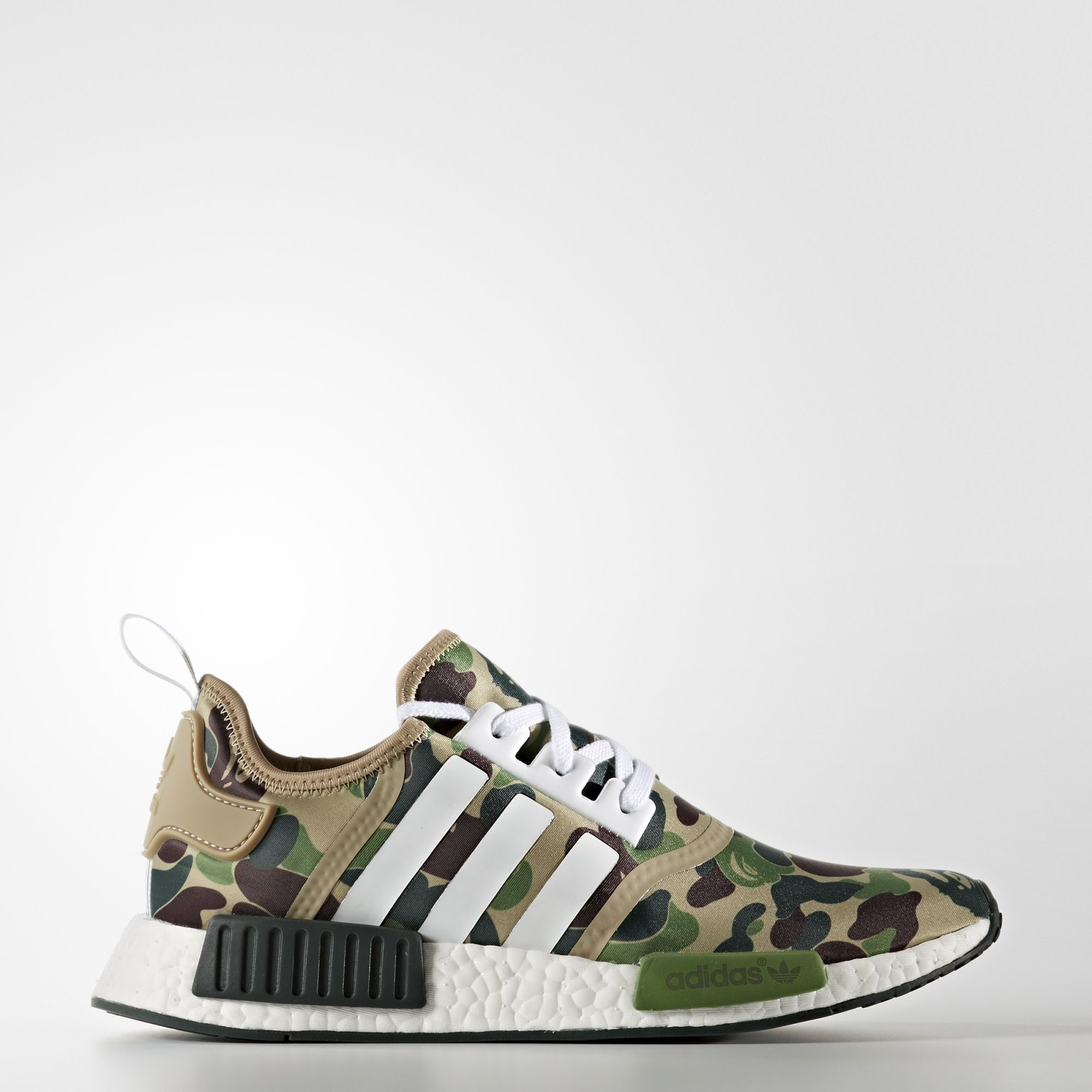 Grey NMD R1 Shoes | adidas US