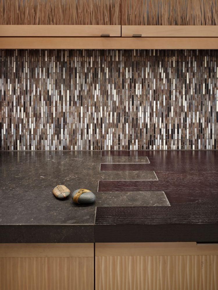 Individuelle Gestaltung der Küchenrückwand- 55 Ideen Wall ideas - Ideen Für Küchenrückwand