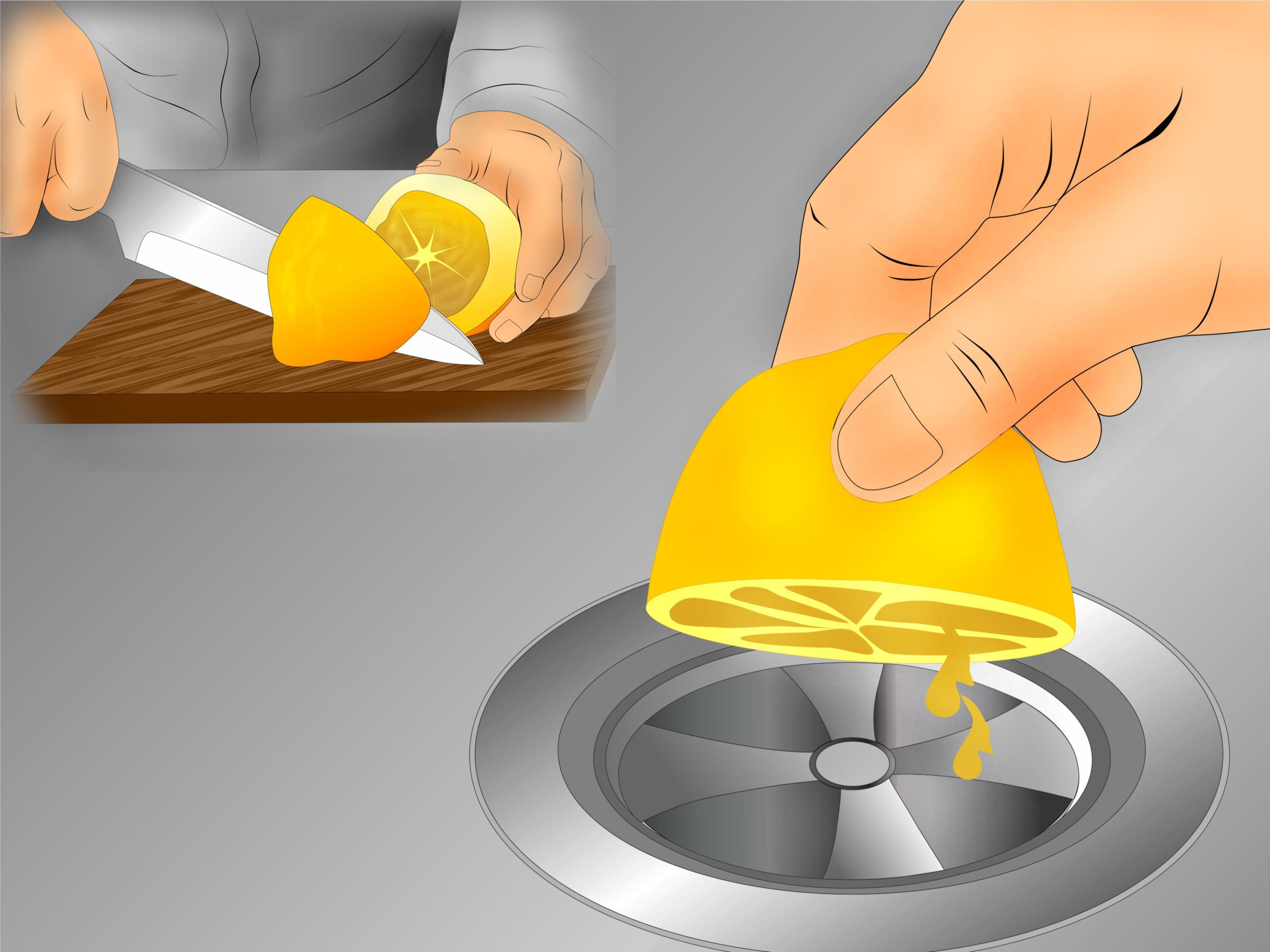 Gentil How To Unclog A Garbage Disposal    Via WikiHow.com