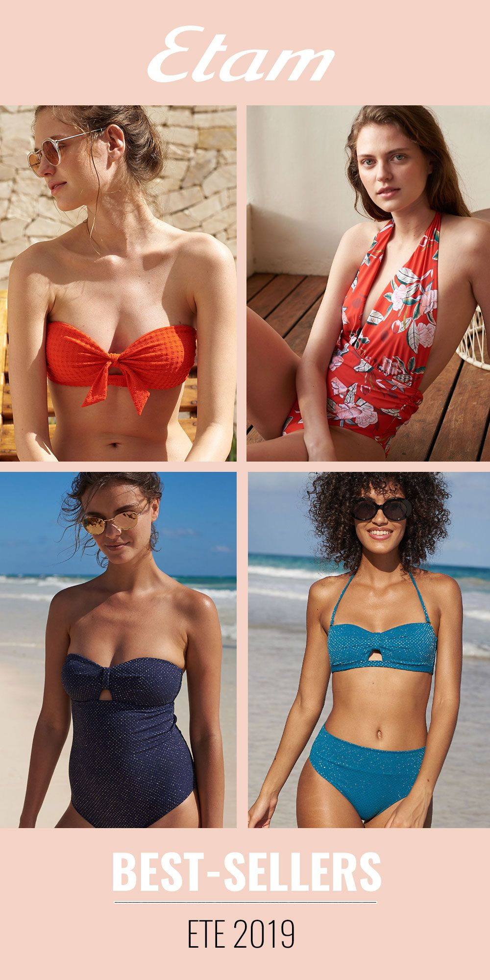 super populaire a54df b8e9b Épinglé sur Swimwear collection