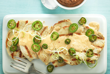 Jennie - O Turkey Recipe of the Week - Spicy Grilled ...