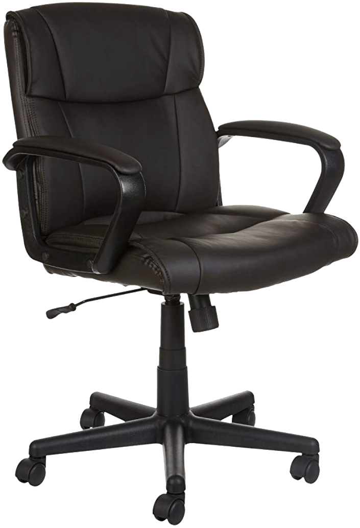 Comfiest Office Chair Home Upholstered