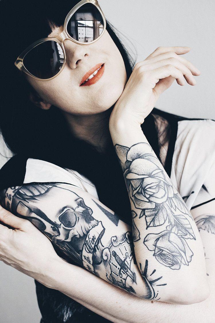 e92d0ae477a5 Kingdom Of Style wearing Swinton in Vanilla