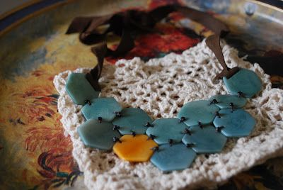 Dulce Necklace by Noonday Collection