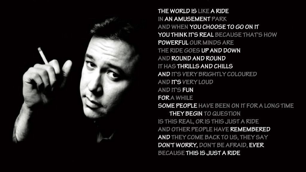 Bill Hicks Quotes Pinhydrolic Data On Quotes  Pinterest