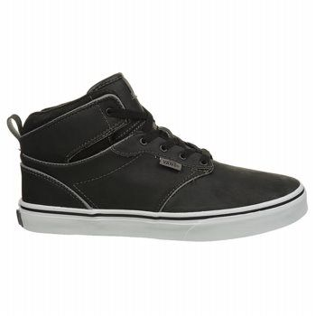 0828aa1317 Vans Kids  Atwood Hi Leather at Famous Footwear