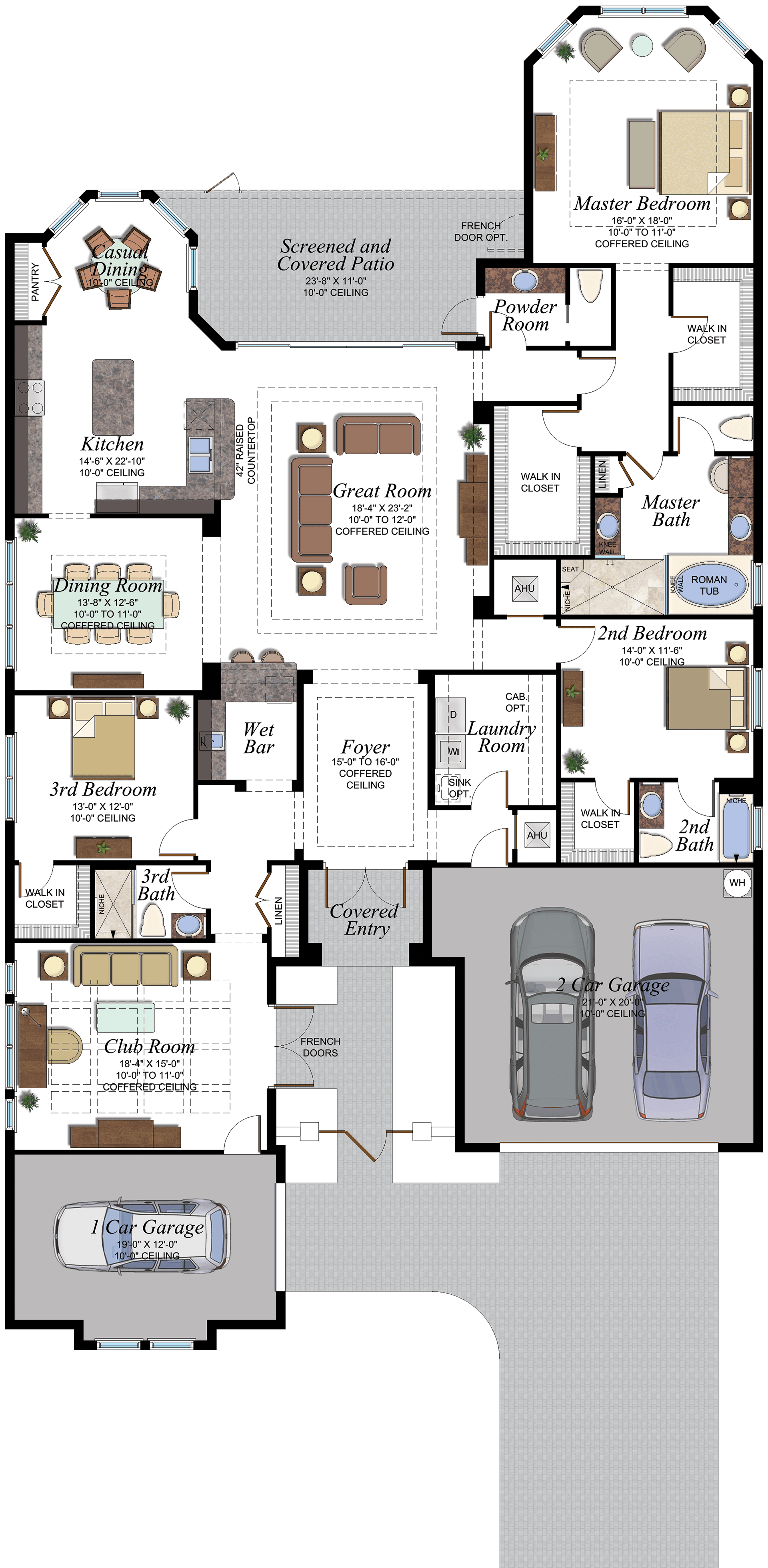 Carlyle Floorplan House Plans House Floor Plans Floor Plans