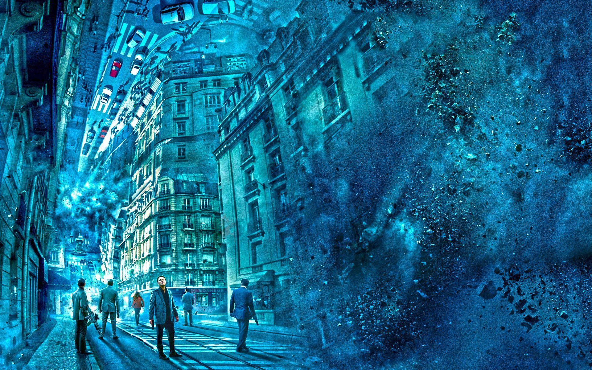 Movie Inception Wallpaper Captain America Photos Inception Movie City Wallpaper