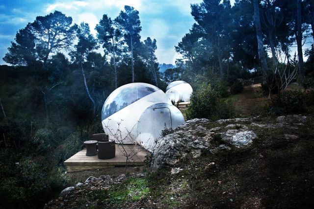 Exceptional Innovative Transparent Bubble Tents For Comfortable Camping In Any Weather Amazing Pictures