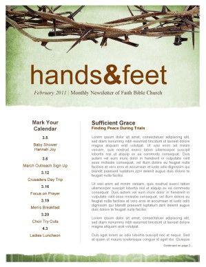 Thorns Church Newsletter