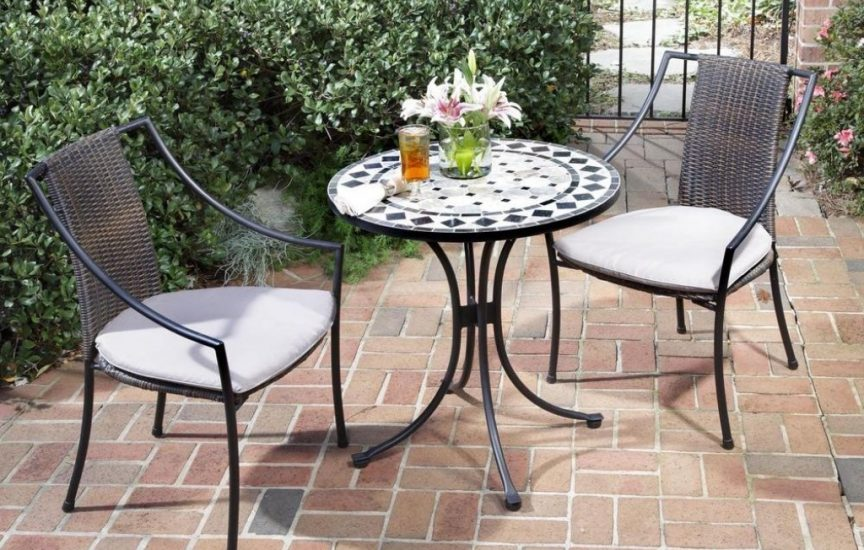 Patio Bistro Set Outdoor Bistro Set Outdoor Patio Furniture Sets Outdoor Patio Set