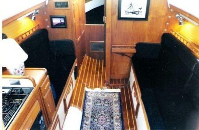 1978 Catalina 27 Sailboat Cabin Modifications Dream