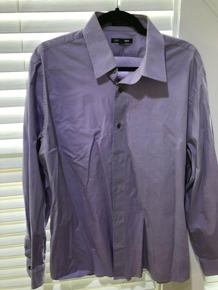 8472430ed60c Express 1mx Modern Fit Shirt - Size XL #fashion #clothing #shoes  #accessories #mensclothing #shirts (ebay link)