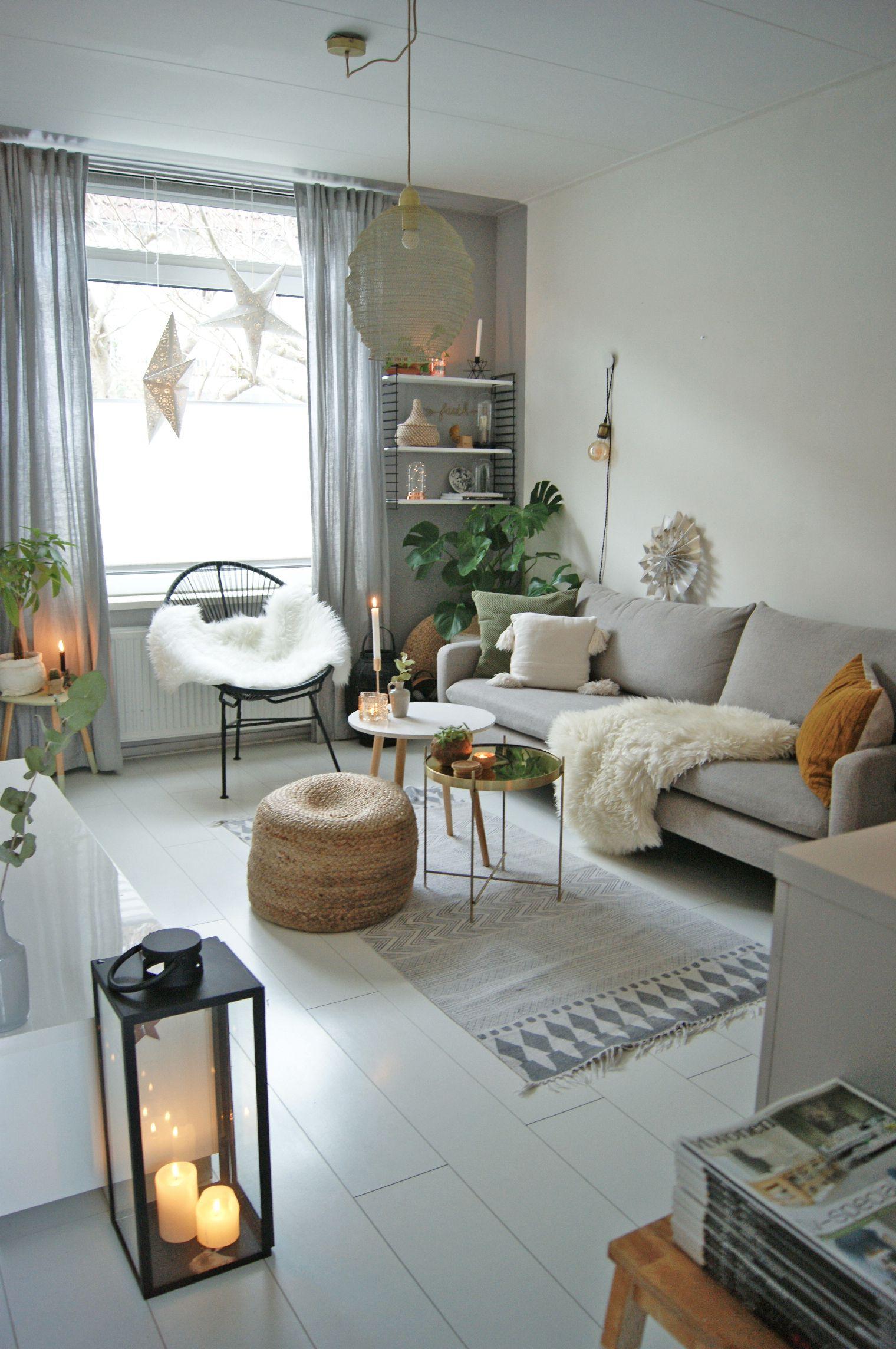 Woonkamer - Binnenkijken bij siefshome - woonkamer | Pinterest ...