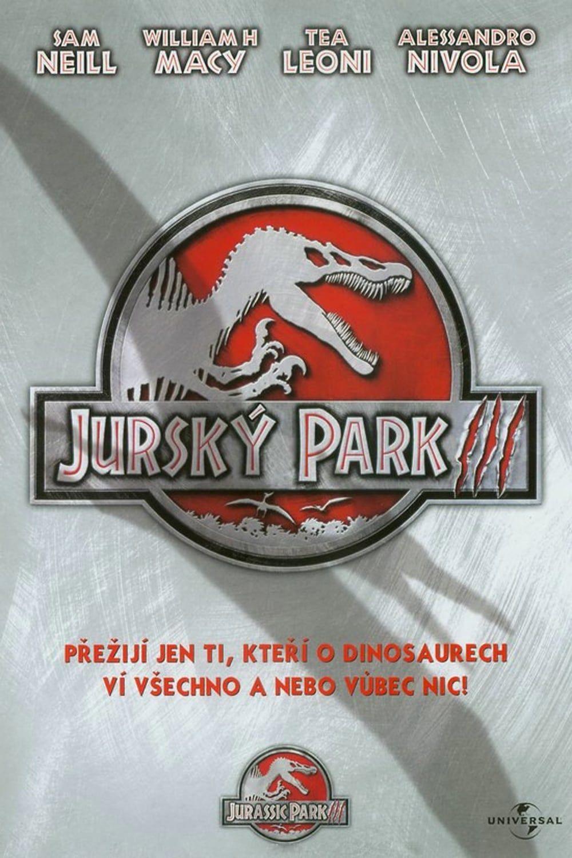 `Descargar` Jurassic Park III [2001] PELICULA COMPLETA Ver