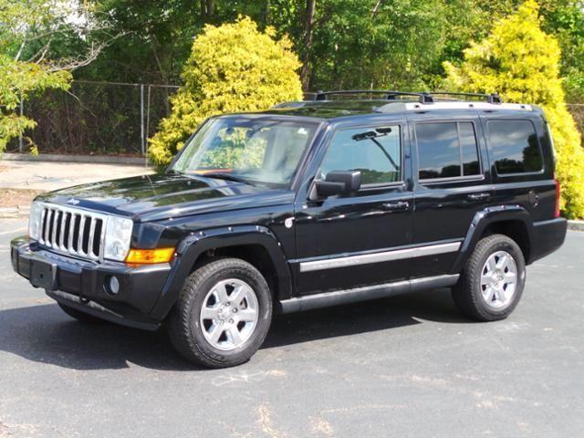 2006 Jeep Commander, 88,300 miles, $12,998.
