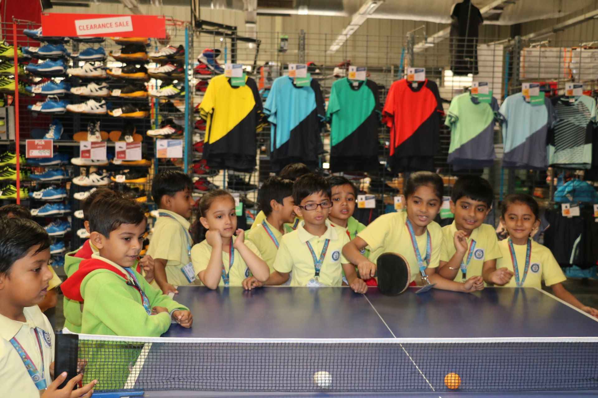 Decathlon is one of the largest Sports stores in Ahmedabad