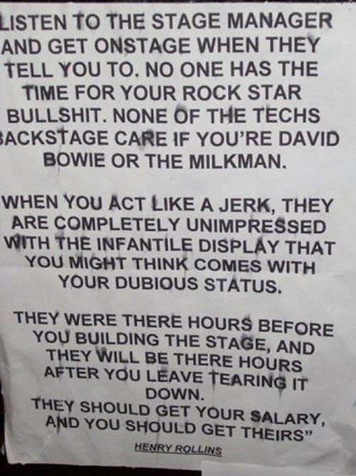 Being an actress & college theatre major, I saw this & totally loved it!! --And here's another. | 26 Signs That Won At Signs