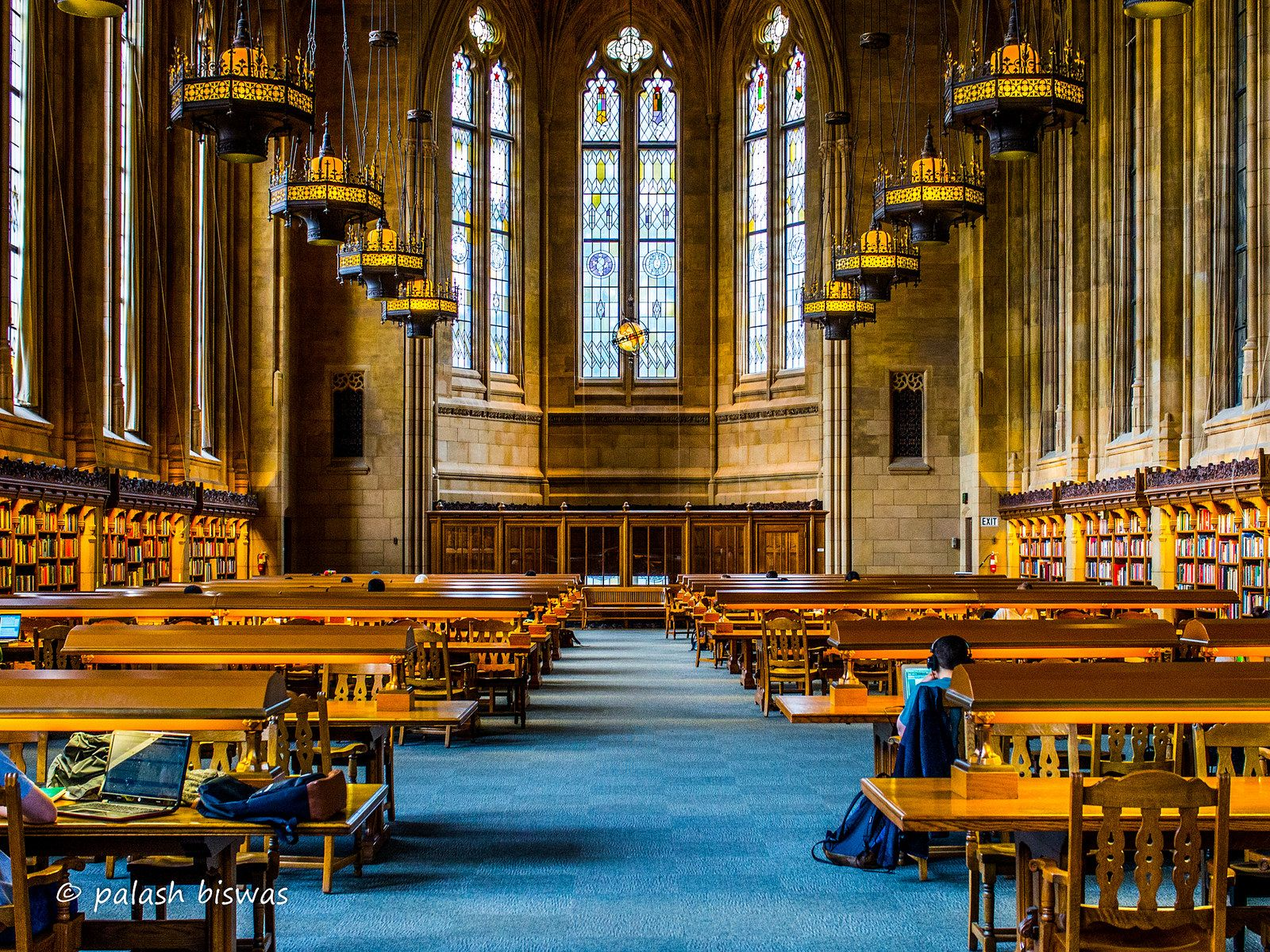 10 of the Most Amazing College Libraries in the US    Suzzallo Library via @collegeraptor
