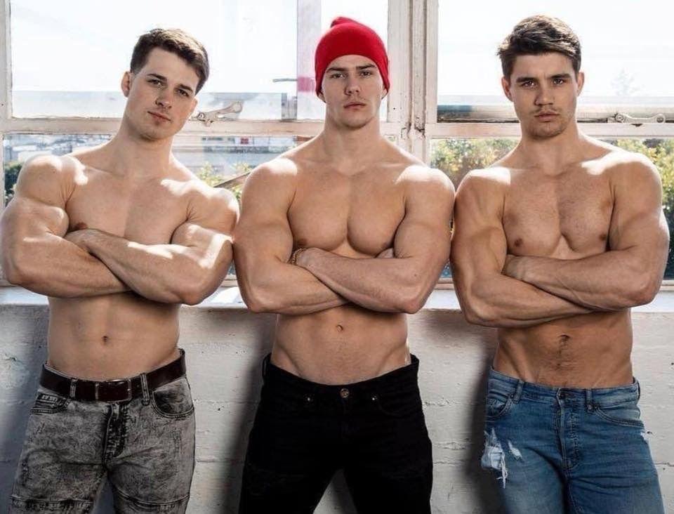 Three Muscular