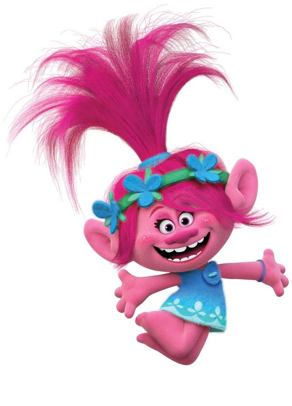 how to draw a troll from the movie trolls