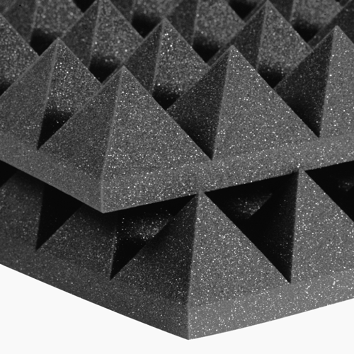 Soundproof Foam Acoustic Panel Absorption 2 Pack 96 in