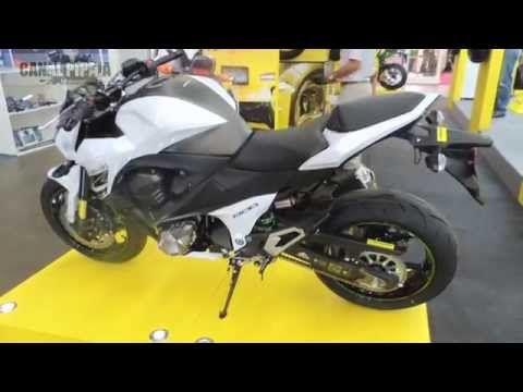Kawasaki Z800 2015 Ficha Tecnica Precio Cars Superbike