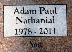 Adam Paul Nathaniel Blume