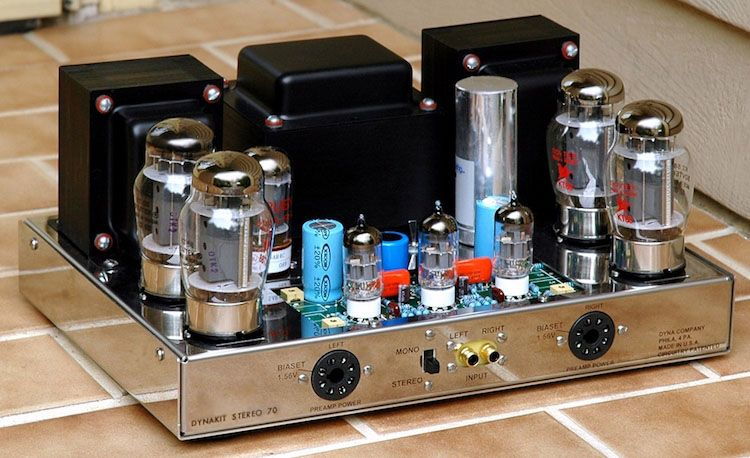 Vacuum Tube Audio St 120 Tube Power Amplifier Review With Images