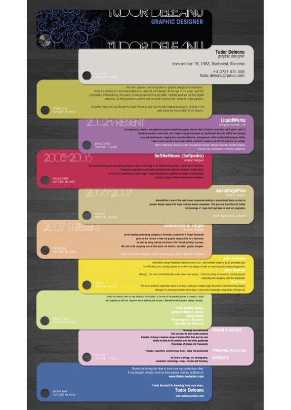 Cool Resumes 45 creative resumes to seize attention 1000 Images About Resume Inspiration On Pinterest Cool Resumes Behance And Creative