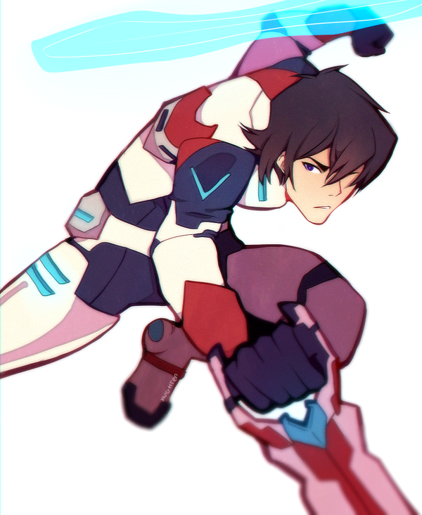 Colored some lines I made for a voltron coloring book On tumblr ...