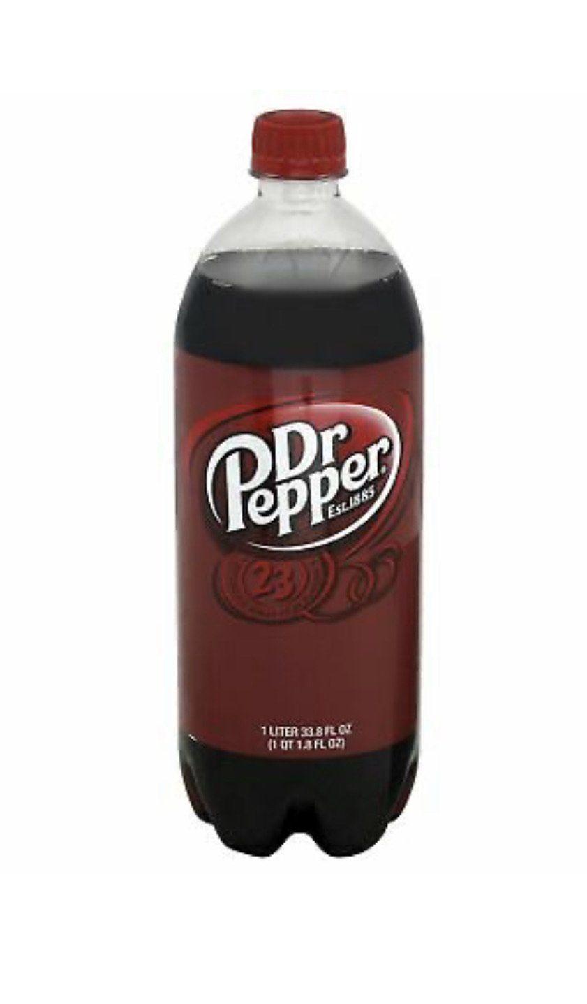 Dr pepper 2 liter bottle special order bottle diversion