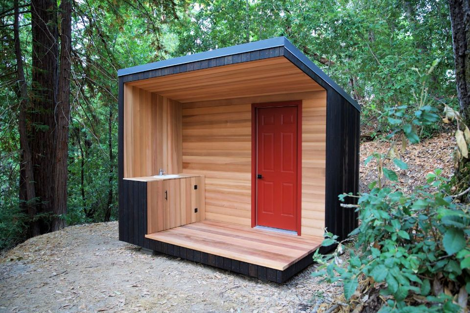 15 Free Outhouse Plans To Build an Outhouse Cheaply