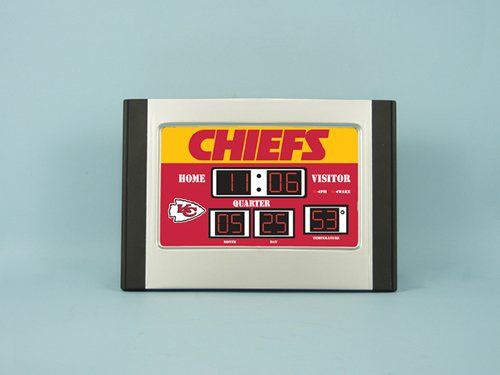 Chiefs christmas gifts