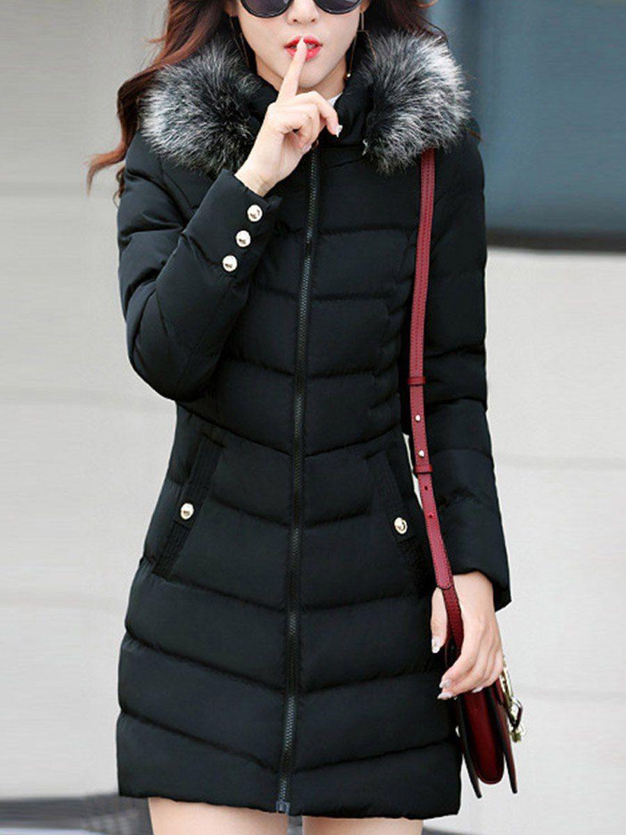 Camperas abrigo 2019 mujer