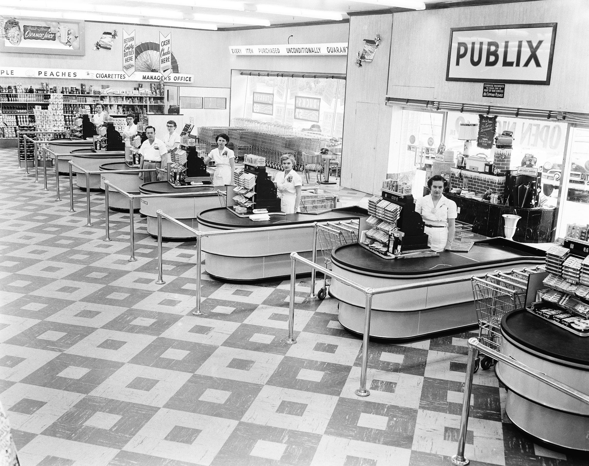 Pin by David Greenfield on Publix Vintage restaurant