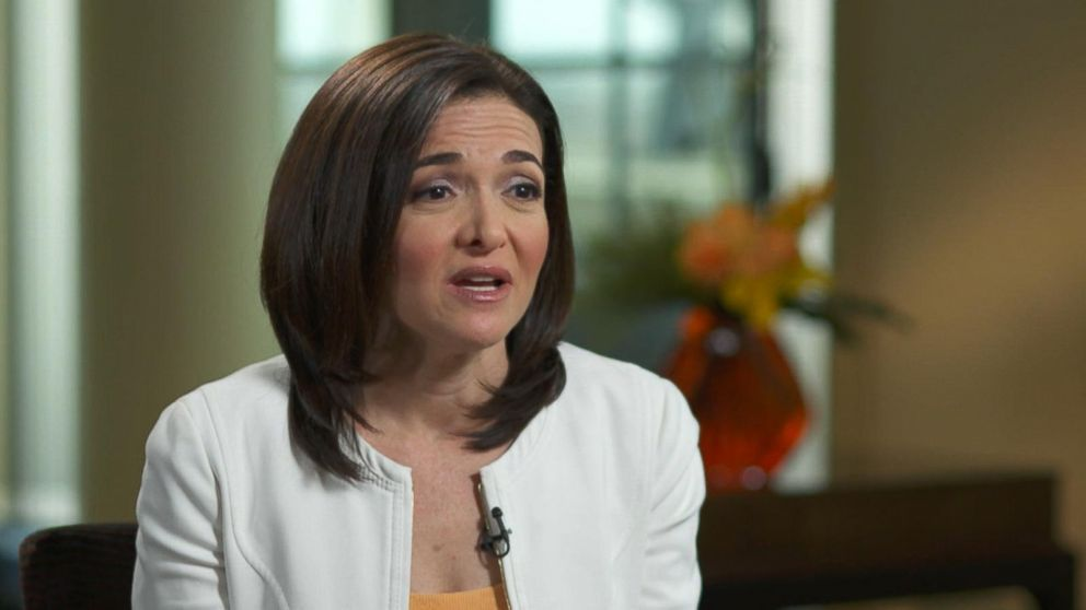 Exclusive: Sheryl Sandberg on Being a Single Parent, New 'Lean In' Campaign Video - ABC News