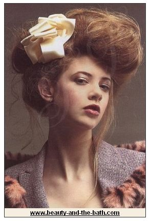 Gibson Girl contemporary hair do | Gibson girl hair, Girl hairstyles, Edwardian hairstyles