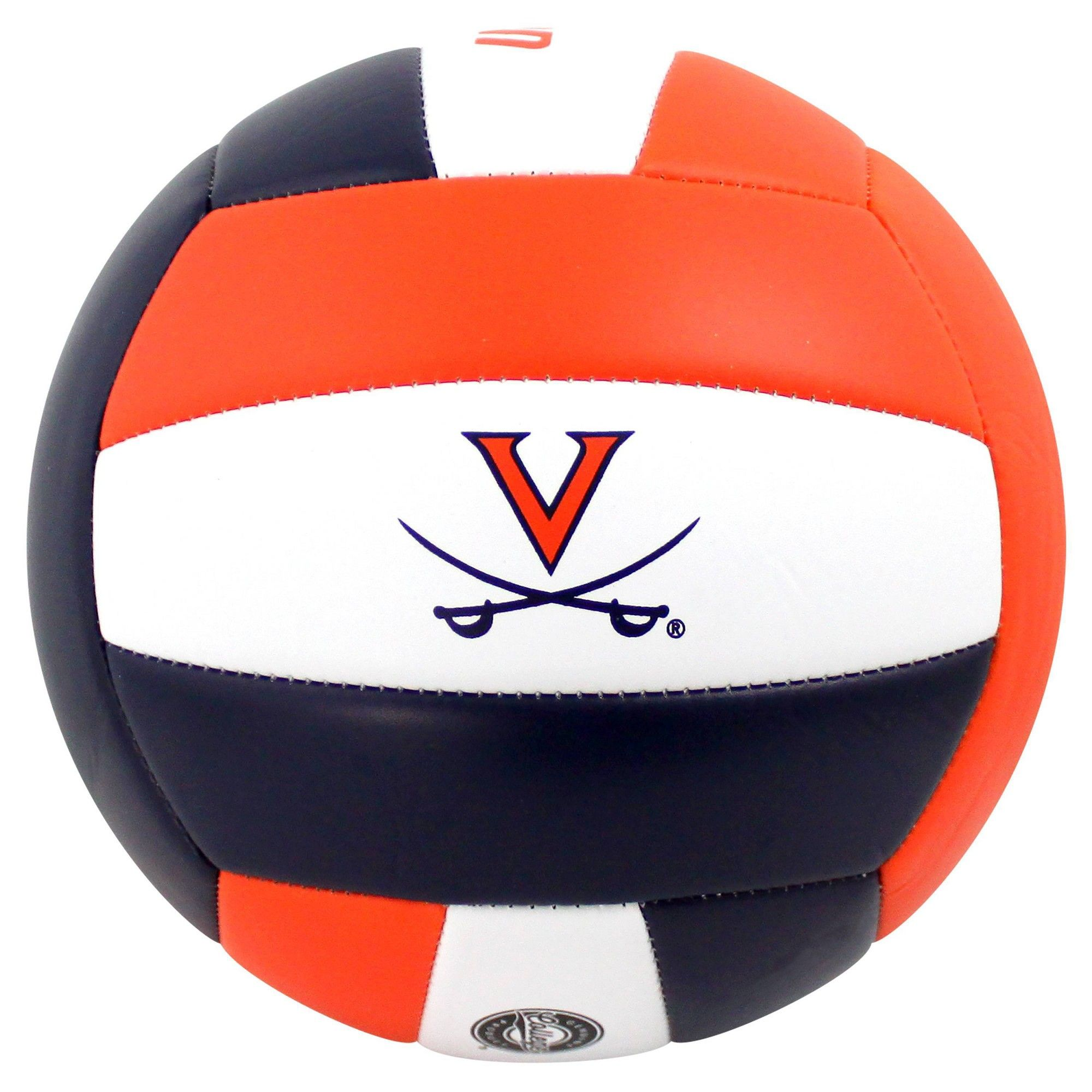 Virginia Cavaliers Vintage Volleyball In 2020 With Images Mini Footballs Virginia Cavaliers Volleyball Skills