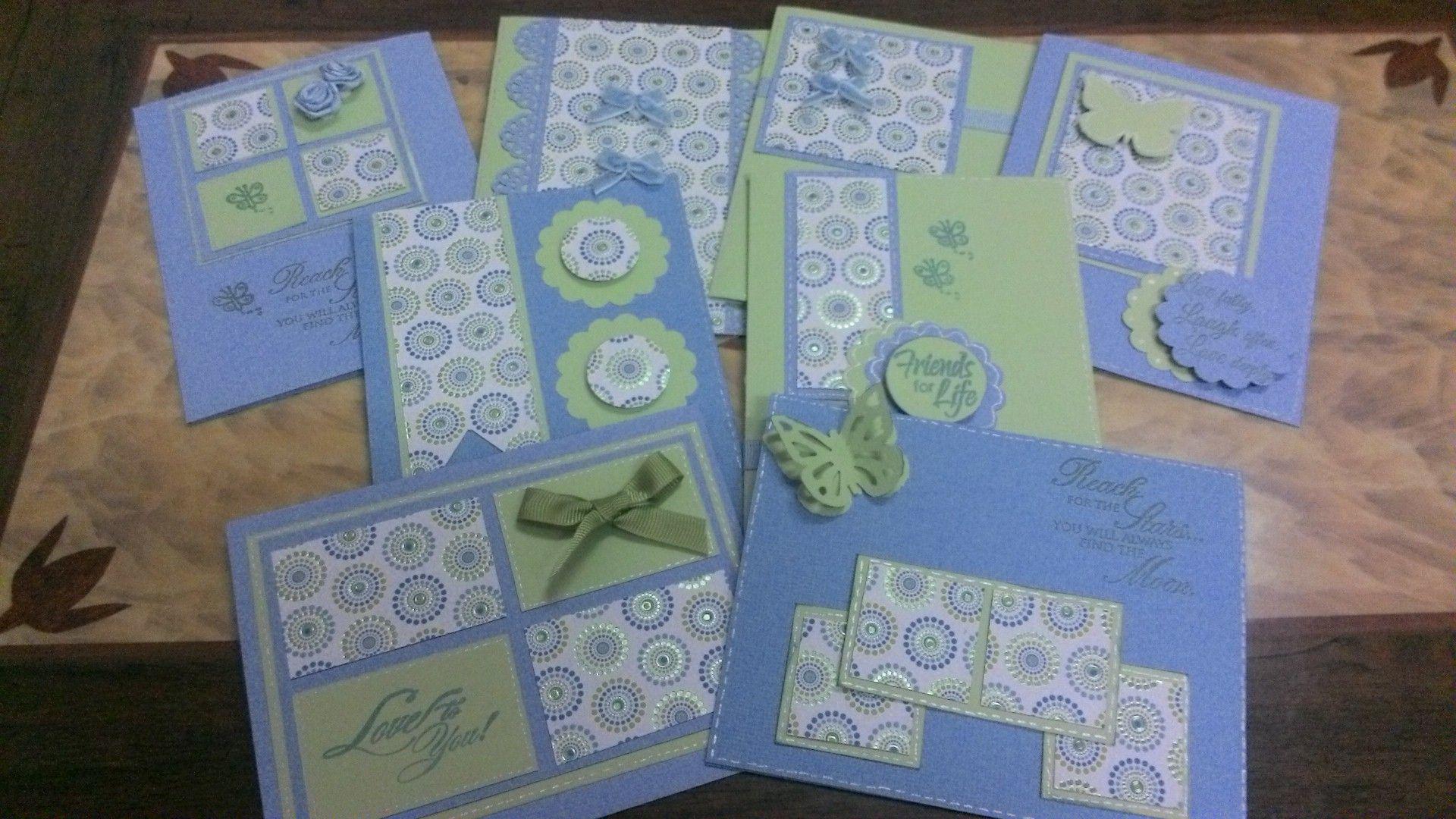 One sheet wonder cards | One sheet wonders | Pinterest ... - photo#20