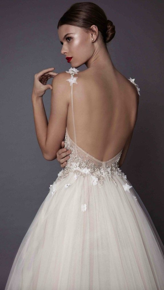 Wedding Dress Inspiration - Berta #bertaweddingdress