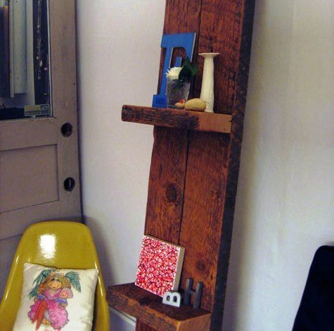 Wondering if this shelf would work as an alternative to a bedside table?