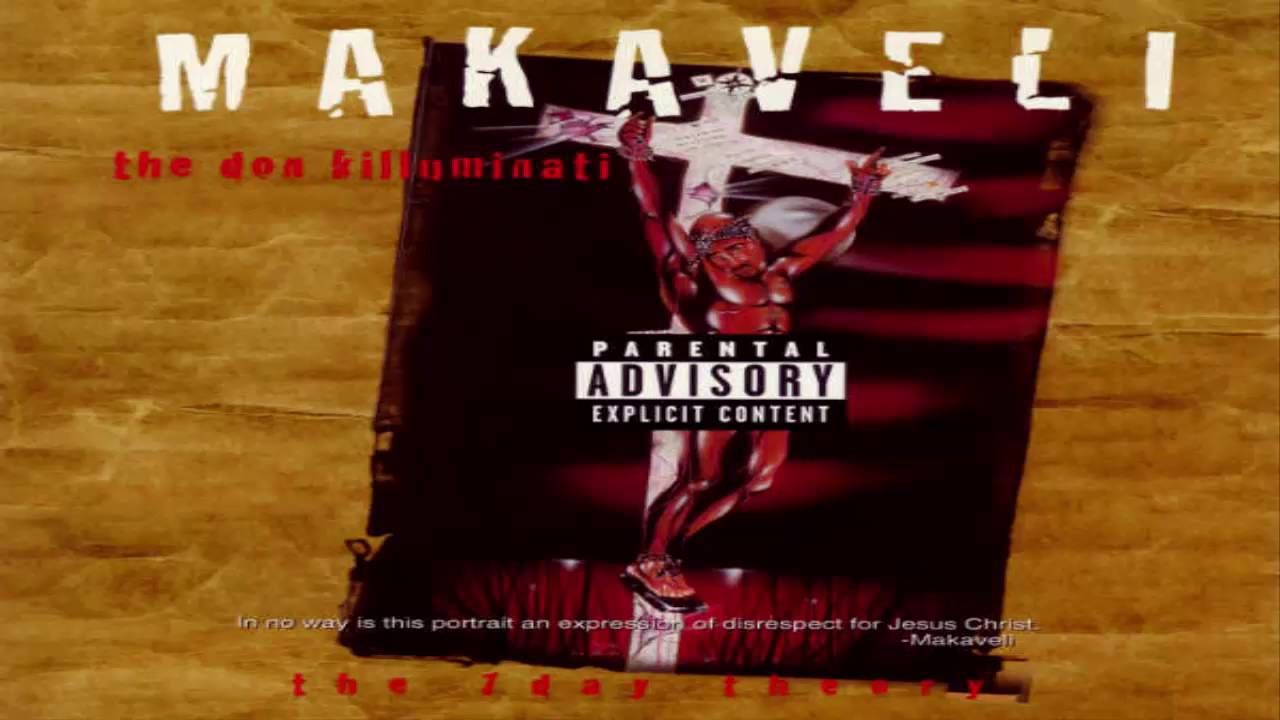 Makaveli The Don Killuminati - The 7 Day Theory (Full Album