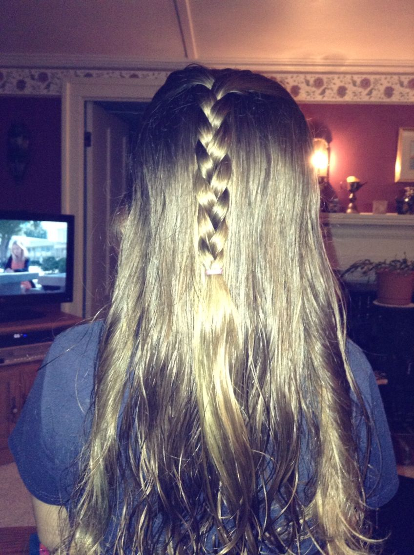 I love cute and easy hairstyles hairstyles pinterest easy